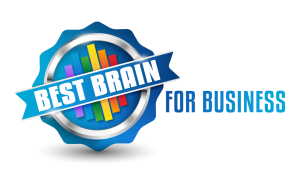 Best Brain For Business Logo